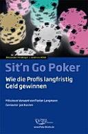 Sit   n go Poker PDF