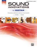 Sound Innovations for Guitar, Teacher Edition Book 2