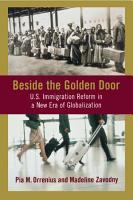 Beside the Golden Door PDF