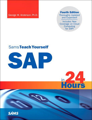 Sams Teach Yourself SAP in 24 Hours PDF