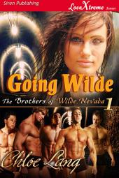 Going Wilde [The Brothers of Wilde, Nevada 1]