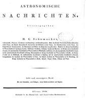Astronomische Nachrichten: Volumes 28-29