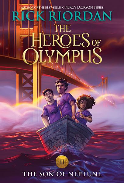 Download Heroes of Olympus  The Son of Neptune Book