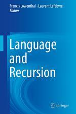 Language and Recursion