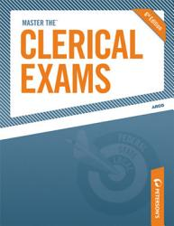 Master The Clerical Exams Book PDF