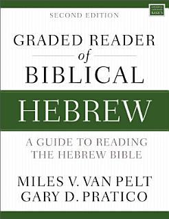 Graded Reader of Biblical Hebrew  Second Edition Book