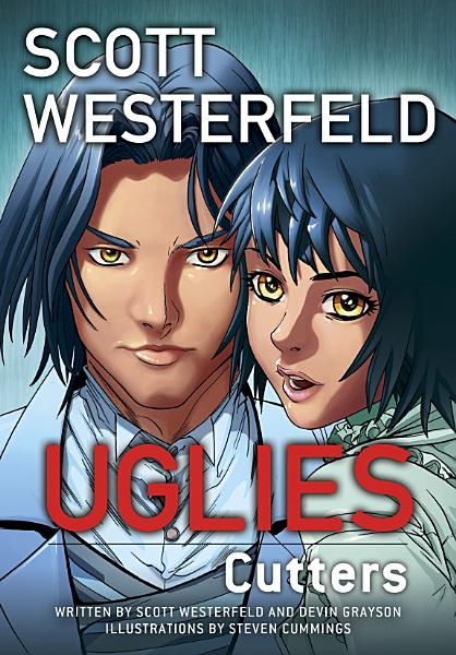 Download Uglies  Cutters  Graphic Novel  Book