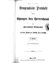Stenographische Protokolle