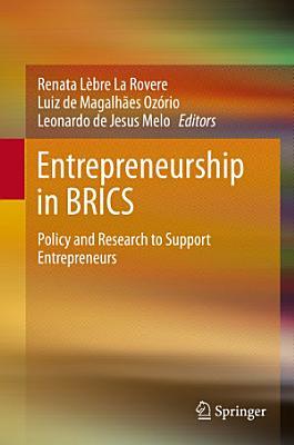 Entrepreneurship in BRICS