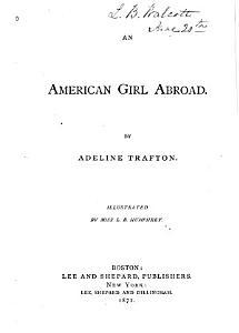 An American Girl Abroad Book