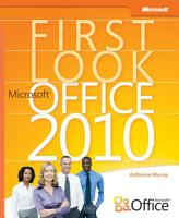 First Look  Microsoft   Office 2010 PDF