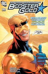 Booster Gold (2008-) #32