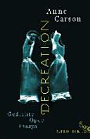Decreation PDF