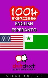 1001+ Exercises English - Esperanto