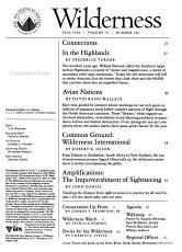 Wilderness PDF