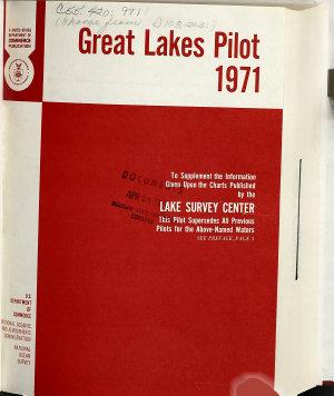 Great Lakes Pilot