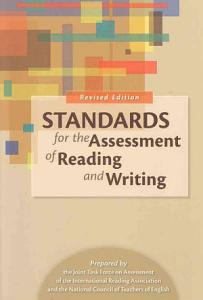 Standards for the Assessment of Reading and Writing Book