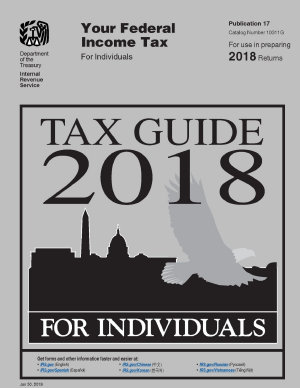 Tax Guide 2018   Federal Income Tax For Individuals  Publication 17  Includes Form 1040   Tax Return for 2019   Clarifications on Maximum Capital Gain Rate   Chapter 20    Updated Jan 16  2020