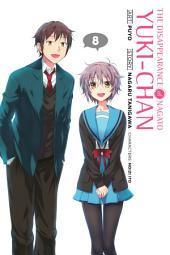 The Disappearance of Nagato Yuki-chan: Volume 8