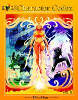 The Character Codex II  Book of Modern   Sci fi Character Classes PDF
