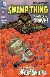 Swamp Thing (2011-) #23
