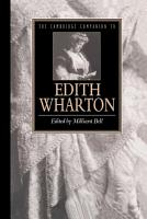 The Cambridge Companion to Edith Wharton PDF