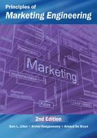 Principles of Marketing Engineering  2nd Edition PDF