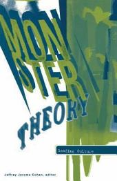 Monster theory [electronic resource]: reading culture