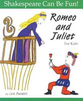 Romeo and Juliet for Kids PDF