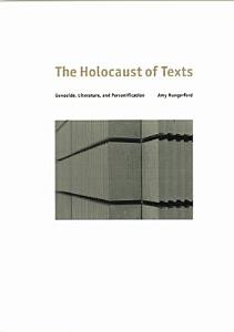 The Holocaust of Texts Book