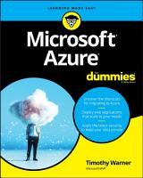Microsoft Azure For Dummies PDF