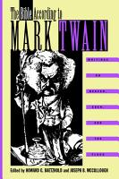 The Bible According to Mark Twain PDF