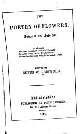 The Poetry of Flowers: Original and Selected