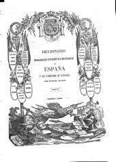 Diccionario geografico-estadistico-historico de España y sus posesiones de ultramar: ARR - BAR, Volumen 3