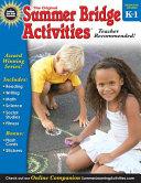 Summer Bridge Activities K 1