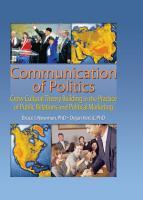 Communication of Politics PDF