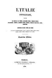 L'Italie pittoresque, par de Norvins ...: Gravures sur acier d'après les dessins de Mad. d'Haubecourt-Lescot, de M. le comte de Forbin, ...