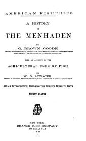 A History of the Menhaden