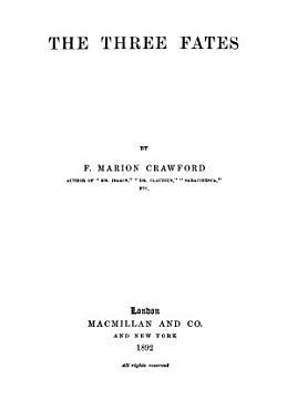 The Three Fates PDF