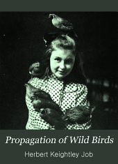 Propagation of Wild Birds: A Manual of Applied Ornithology, Treating of Practical Methods of Propagation of Quails, Grouse, Wild Turkey, Pheasants, Partridges, Pigeons and Doves, and Waterfowl, in America, and of Attracting and Increasing Wild Birds in General, Including Song-birds