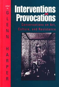 Interventions and Provocations PDF
