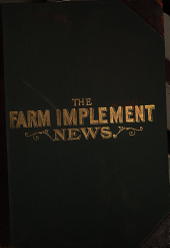 Farm Implement News: Volume 40