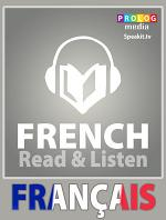 French phrase book | Read & Listen | Fully audio narrated (51003)
