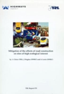 Mitigation of the Effects of Road Construction on Sites of High Ecological Interest PDF