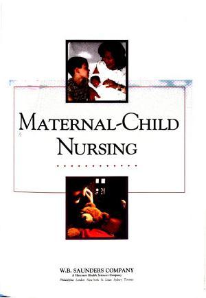 Maternal child Nursing PDF