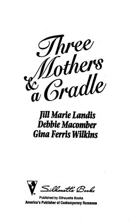 Three Mothers   a Cradle PDF