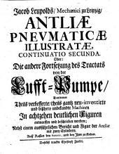 Jacob Leupolds ... Catalogus seiner Antlien und Darstellung ... meist aller Machinen ... welche nicht nur bisshero von vielen Curiösen ... erfunden, sondern auch derer, so theils von ihm selbst neu inventiret, als auch theils verbessert worden, etc