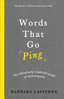 Words That Go Ping