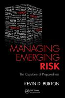 Managing Emerging Risk PDF