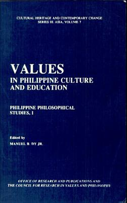 Values in Philippine Culture and Education